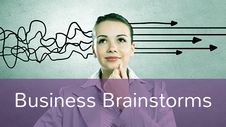 Brainstorm business plan