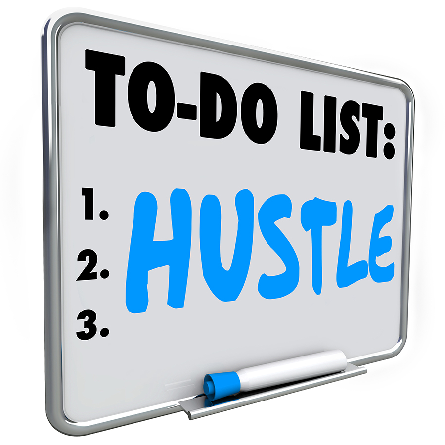 Do the Hustle