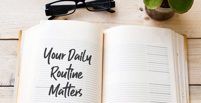 Using a RULE OF THREE to Get Focused and Productive Every Day