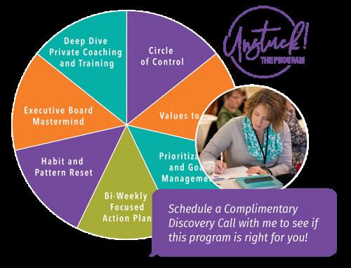 UNSTUCK! the program, Julie Miller Davis Productivity Training