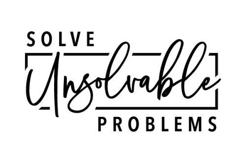 Solve Unsolvable Problems Logo